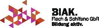 BIAK. Bildung aktiv. Flach & Schifano GbR