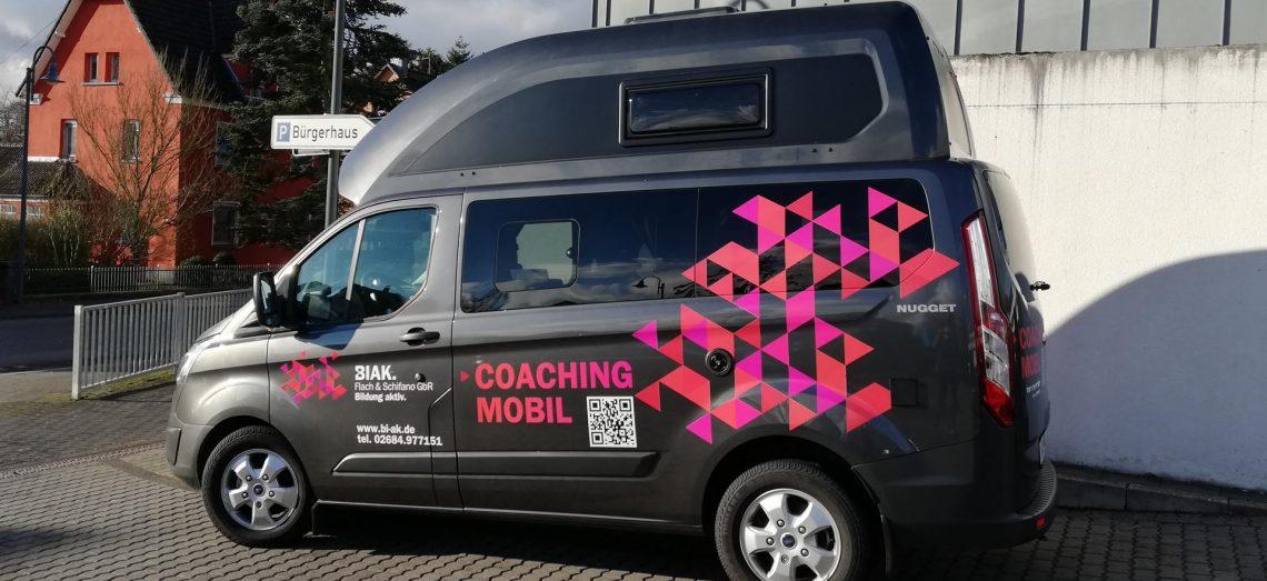 Das Coaching-Mobil
