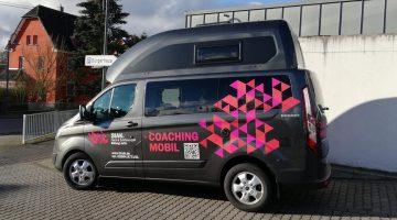 Neu: Das Coaching-Mobil